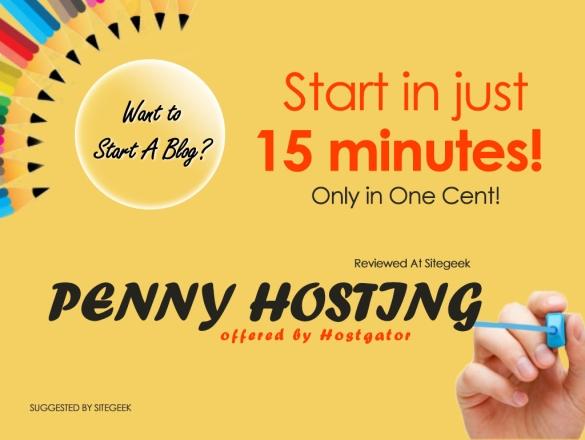 start blog-penny hosting