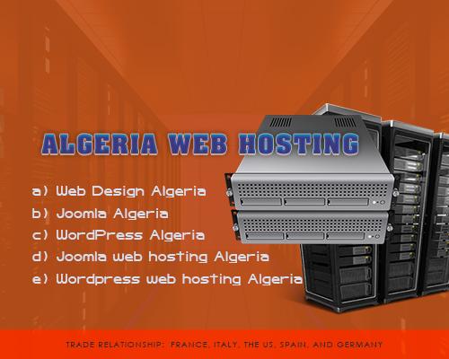 Algeria web hosting