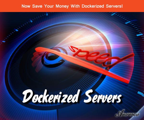 Dockerized Servers