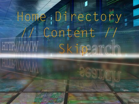 homedirectory